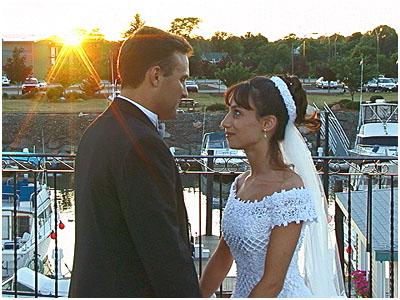 Danversport Yacht Club. Danvers Massachusetts Danversport Yacht Club Wedding